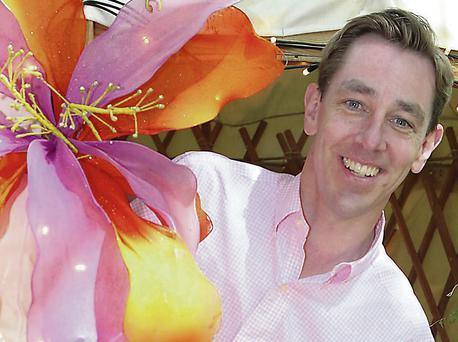 Ryan Tubridy was at the RTE 2fm summer schedule launch