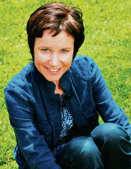 Author, Martina Reilly