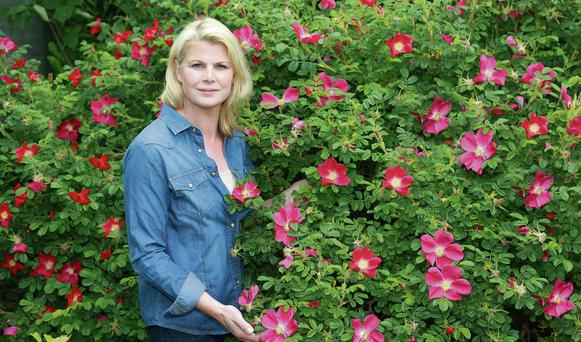 Marie Staunton says roses are well worth the effort.