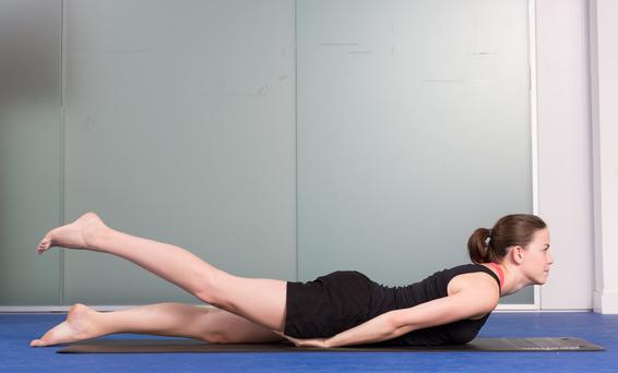 The Royal Canadian Air Force exercise routine used by Helen Mirren