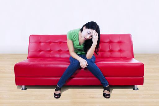 Do you feel depressed and tired when you are on your own?