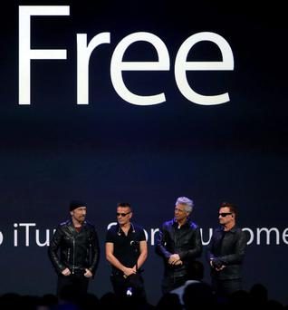 STILL HAVEN'T FOUND...: Downloading the new U2 album from iTunes didn't go smoothly