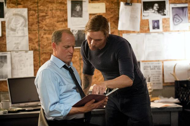 Woody Harrelson and Matthew McConaughey in season 1 of True Detective
