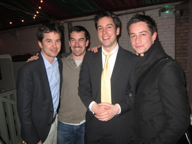 The Murphy Brothers - Colin, Eoghan and Cillian (aka Killian Scott)