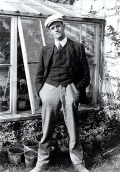 We have individual cultural icons as well: James Joyce, (pictured) the father of modern literature in the English language, and WB Yeats, one of the 20th century's most admired international poets. Their names are known even to those who can't quote a line of their work