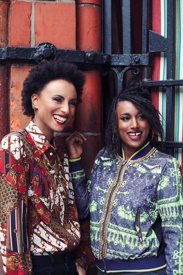 Relative values: Sisters set to make big noise on the music