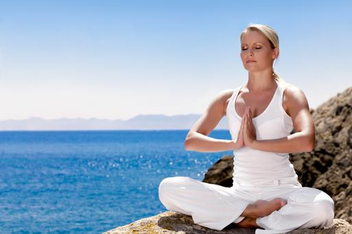 Meditation is a great ally when times are tough