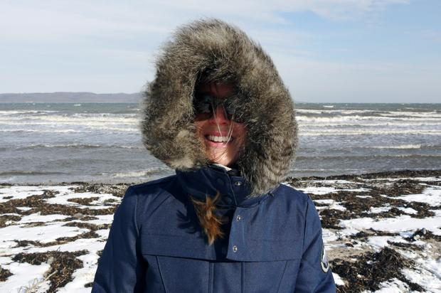 Helen Russell has got to grips with the Nordic weather