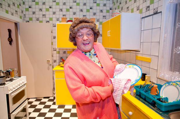Mrs Brown: The classic 'Irish Mammy'?