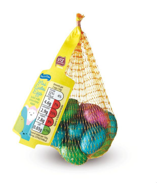 Aldi Mini Eggs