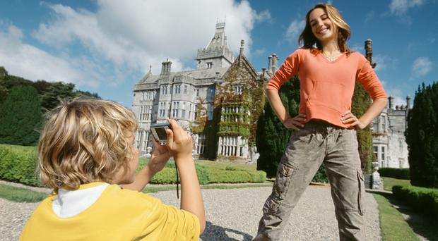 Adare Manor, Co. Limerick. Photo: Getty