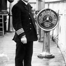 Captain William Turner was scapegoated after the sinking of the Lusitania.