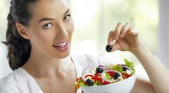 Healthy eating: stick to the plan and make sure you enjoy your food