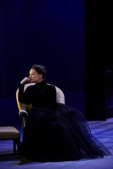 Catherine Walker in Hedda Gabler