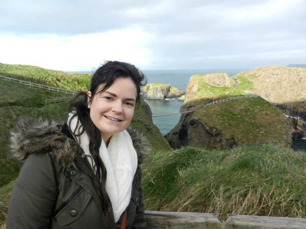 Cork student Karen Buckley was killed after leaving a bar in Glasgow earlier this month