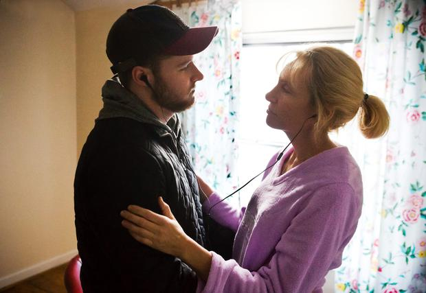 Jack Reynor and Toni Colette in the award-winning Glassland