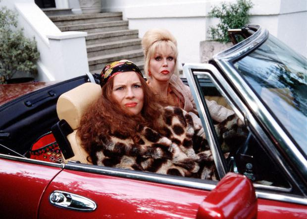 Ab Fab: The girls are back