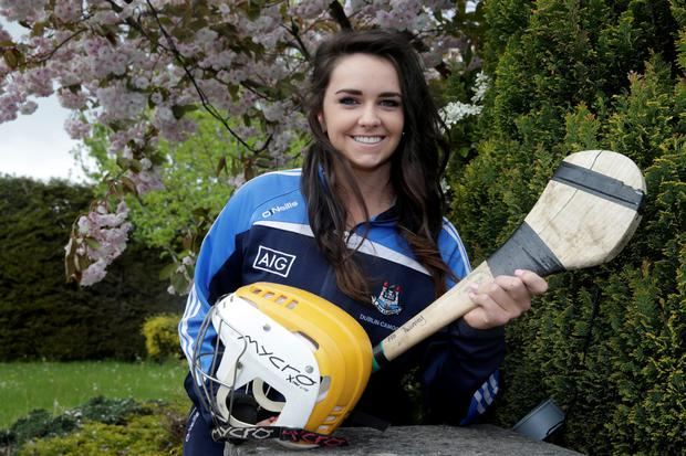 Ali Twomey kept up hurling training six times a week during her Leaving Cert studies