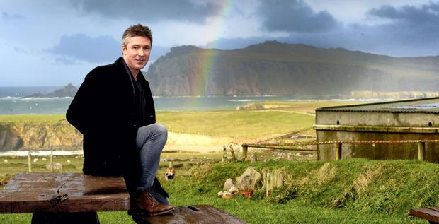 Aidan Gillen: 'It's not about the money, the film itself is the reward'.