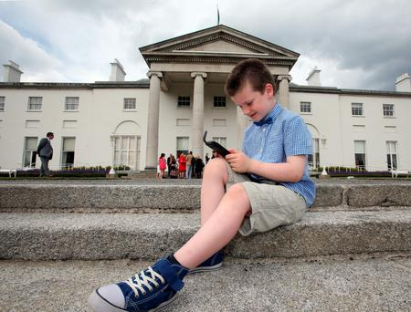 Parklife: What young person in their right mind would want to move into the Áras?