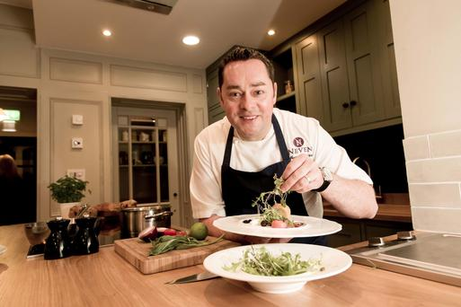 Neven Maguire: 'I'm not a morning person, I'm a 24-hour person'.