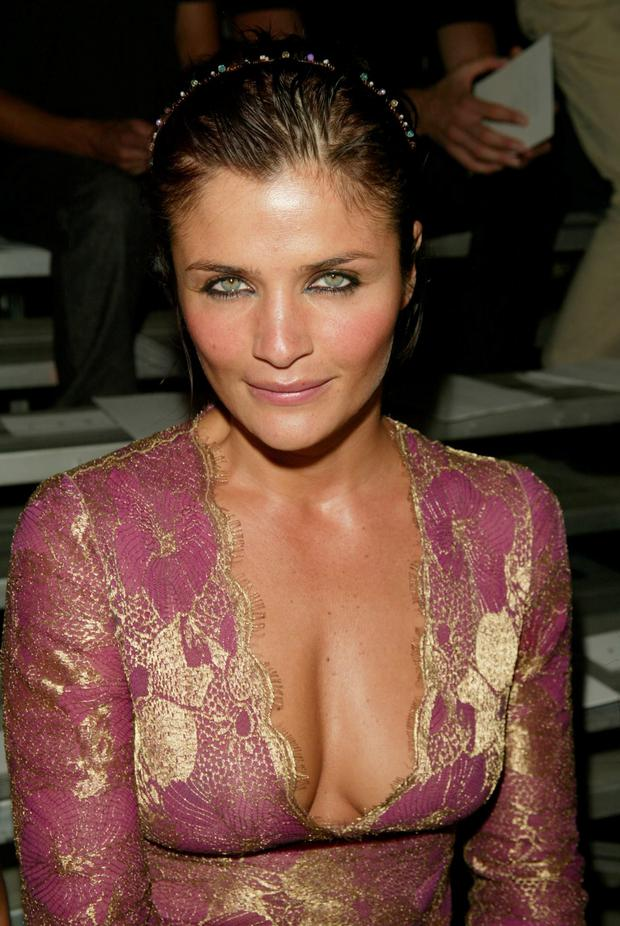 Helena Christensen - the most sensuous of the 1990s models