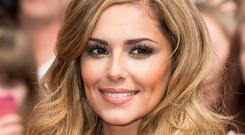 X marks the spat: Louis Walsh said Cheryl Versini-Fernandez was capable of giving more
