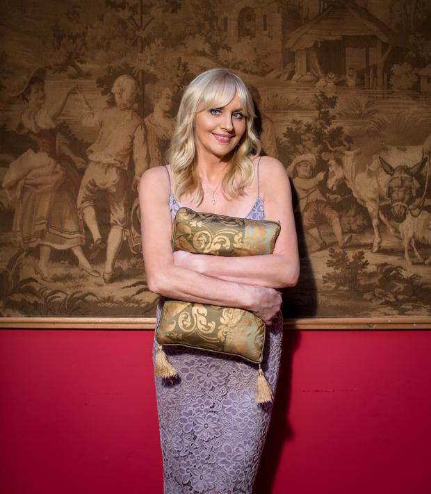 Miriam O'Callaghan. Photo: Kip Carroll.