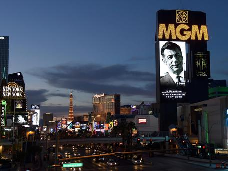 Vegas tribute: The town he built remembered Kirk Kerkorian this week