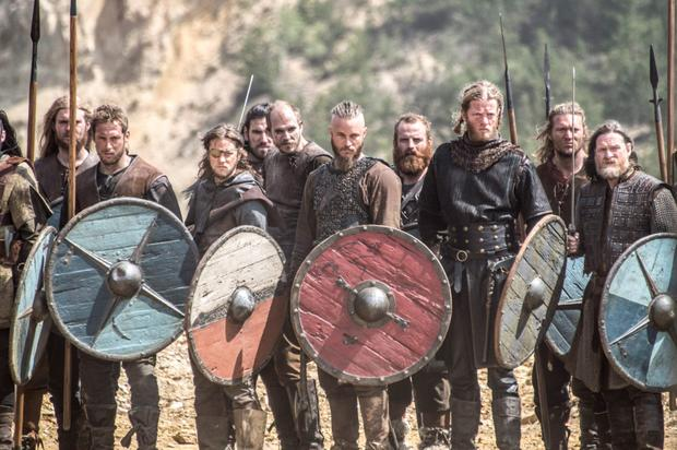 Reign of terror: TV drama Vikings is filmed in Wicklow