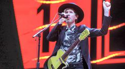 Where it's at: Beck