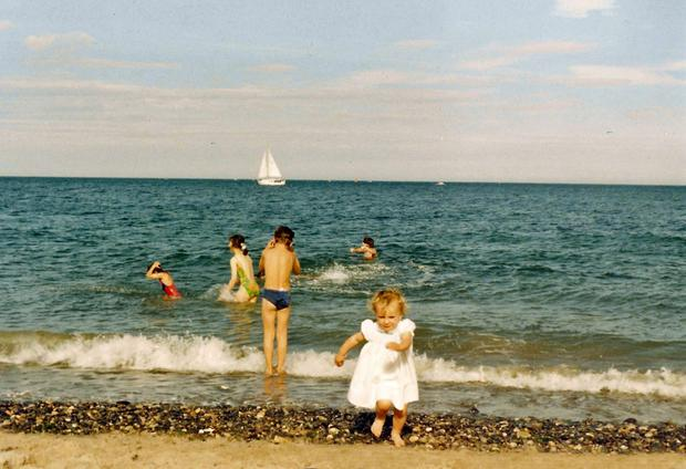 Nicola Anderson on holidays in Wicklow as a child
