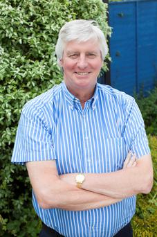 Michael Lyster is not letting his health scare change his life. Photo: Tony Kinlan