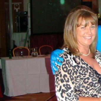Lorna Carty, who was shot dead on holiday in Tunisia