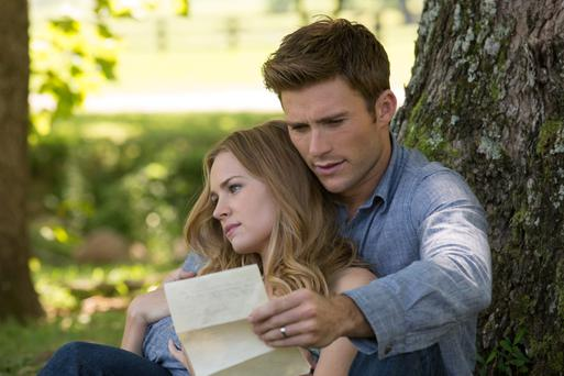 The Longest Ride starring Britt Robertson and Scott Eastwood (out now)