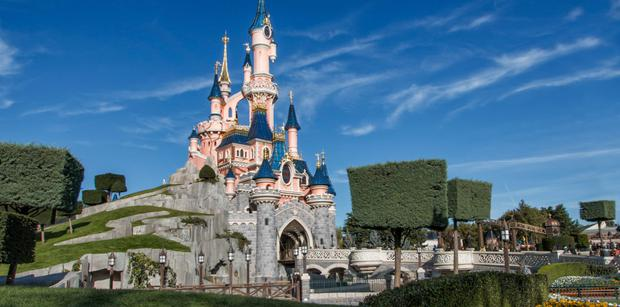 It won't just be the children who are captivated by the magic of Disneyland, Paris