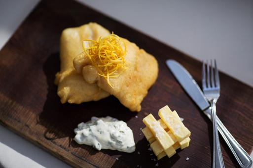 Gearoid's Traditional Fish & Chips (GF)