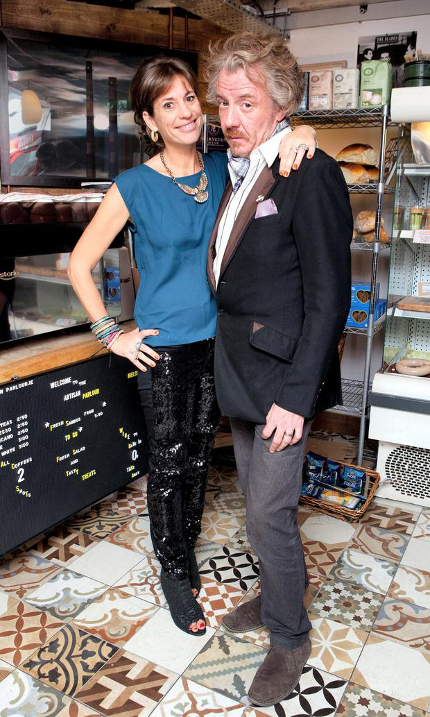 The Artisan Parlour & Grocery, a new venture of 'Connected' star Martin Thomas, with wife Venetia Quick, is bringing the cool kids to Ringsend