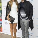 Vogue Williams and Brian McFadden, prior to their split