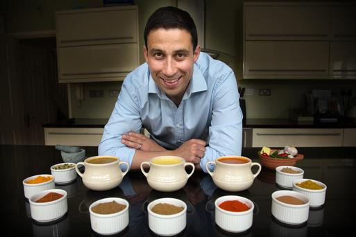 Passionate about spices: Raman Patel