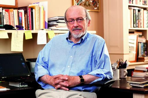 Literary figure: EL Doctorow attended Ohio's Kenyon College in the late 1940s where he acted in plays with Paul Newman, who became a lifelong friend