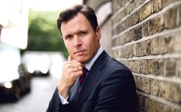 Anton Savage: strictly circumspect. Photo: Gerry Mooney.