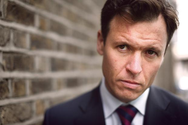 Anton Savage regards religion as a fairly personal thing. Photo: Gerry Mooney