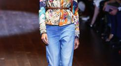 Gucci spring/summer 2015. Photo: Getty images