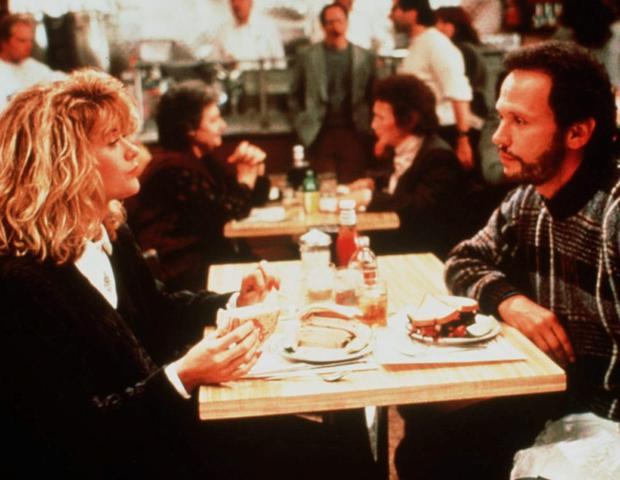 Favourite restaurant: You don't have to go as far as Meg Ryan in When Harry Met Sally, but do let us know your favourites
