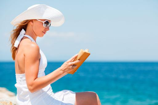 Summer reading - arise and go now to the book shop