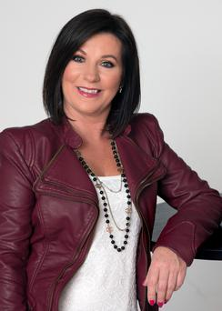 Marie Healy, owner of Your Way In weight-management clinic and Marie's Beauty Salon