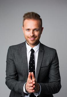 Nicky Byrne. Photo: Mark Nixon