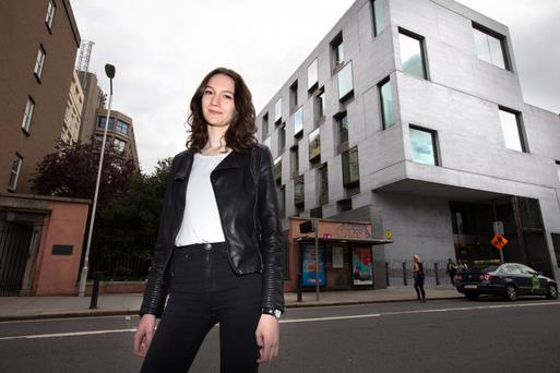 Building for the future: Architect Rachel Gallagher wants to create buildings that are good for the soul, for people to socialise in so they can feel part of the community