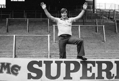 The original Supermac, Malcolm Macdonald